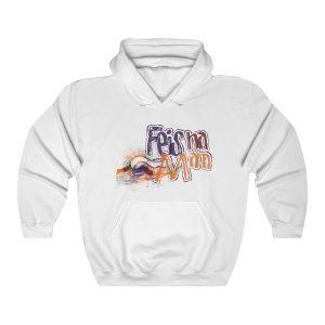 Unisex Heavy Blend™ Hooded Sweatshirt (design both sides) 2019