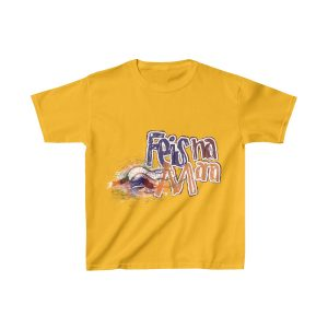 Kids Heavy Cotton™ Tee (design both sides)