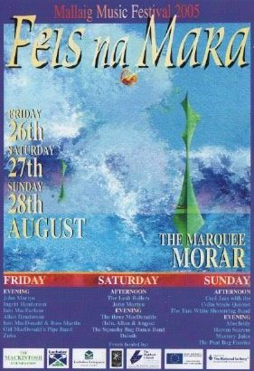 Feis na Mara 2005 poster