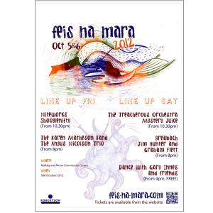 2012 Poster Print