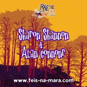 Sharon Shannon & Alan Connor - Live in Arisaig, Scotland